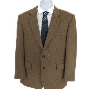 Other - JoS. A. Bank Brown Camel Hair Blazer 43R MINT!